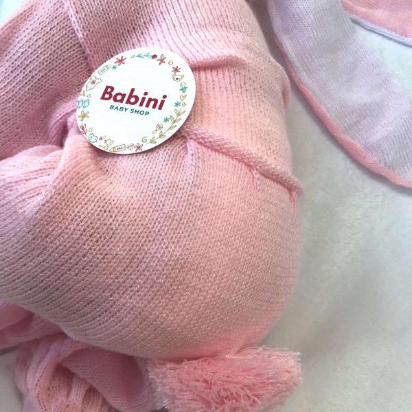 ajuar para bebé conejo
