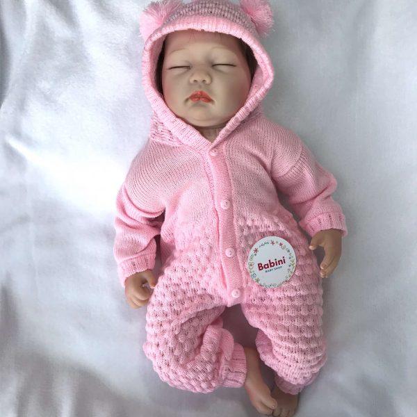 esquimal bebe orejitas rosado