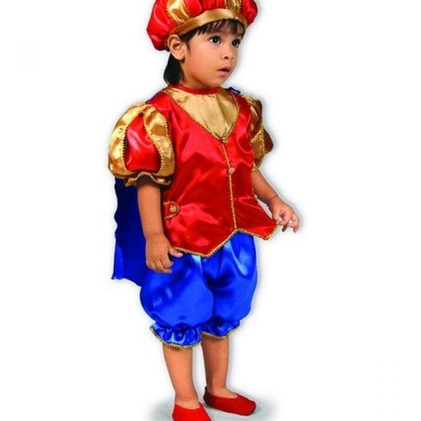 Disfraz Rey Rojo