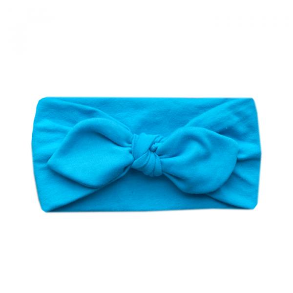 Balaca Moño Azul Celeste