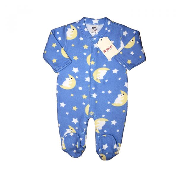 Pijama Enteriza Lunita