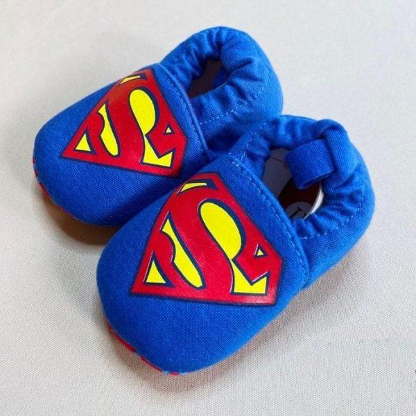 zapatos bebe spiderman