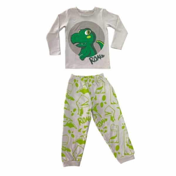 Pijama dinosaurio