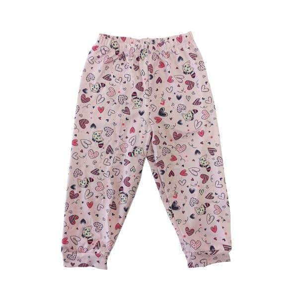 Pantalón de pijama gaticos