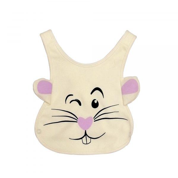 Babero ratoncito