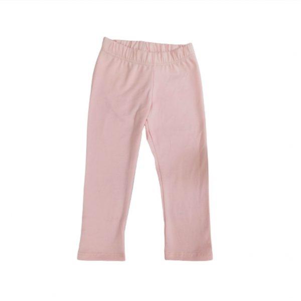 Leggings basicos rosa