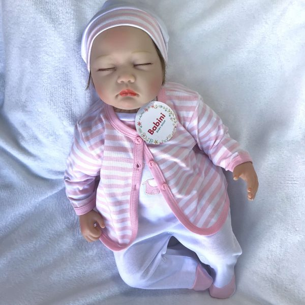 kit de bienvenida rosado babini