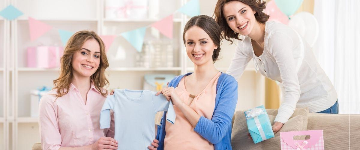 tips para realizar un baby shower virtual