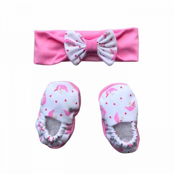 zapatos unicornio bebe