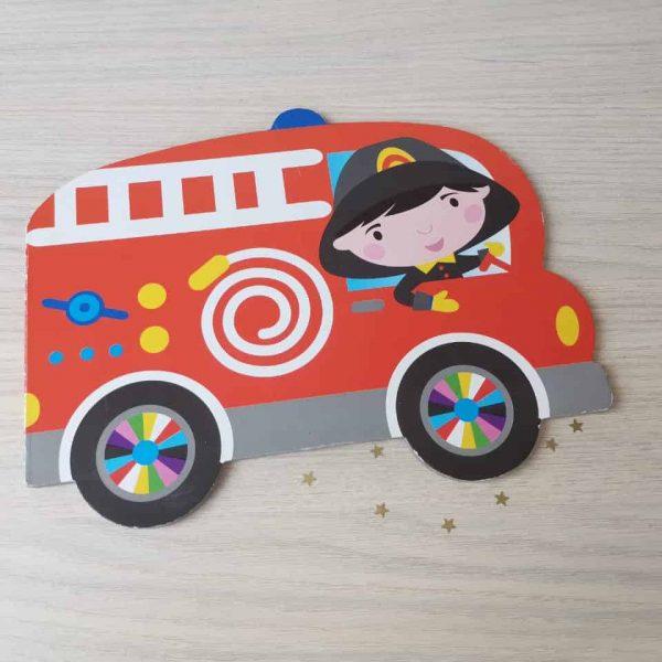 Carro De Bomberos - Ref. 2009