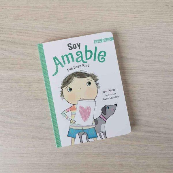 Bilingue Soy Amable - Ref. 2078