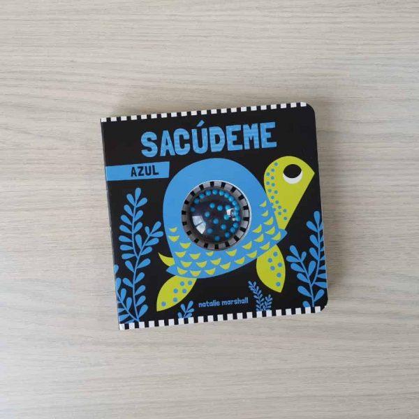 Sacudeme Azul - Ref. 2081