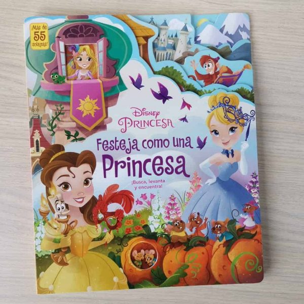 Festeja Como Una Princesa - Ref. 2074