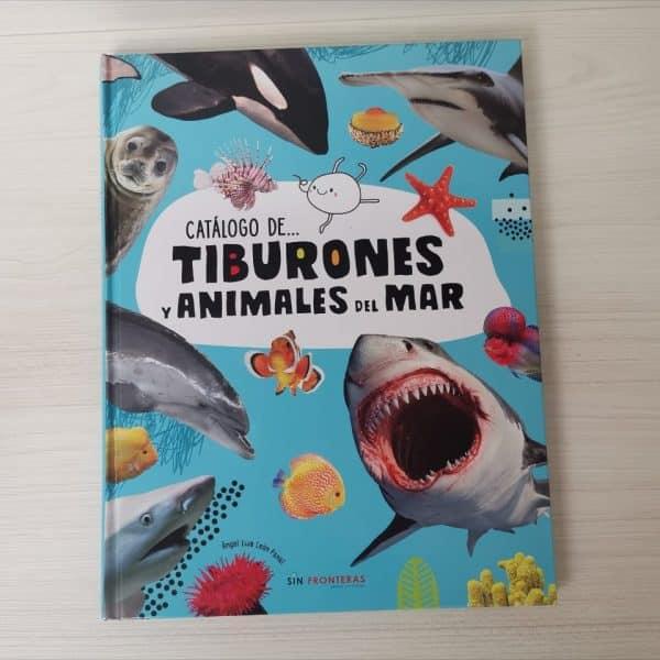 Catalogo De Tiburones Y Animales Del Mar -Ref.2146