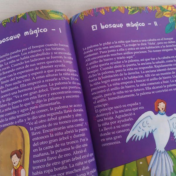 Libro De Cuentos -Historias Para Niños - Ref.2161