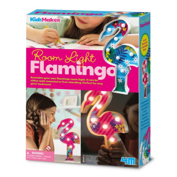 lampara flamingo
