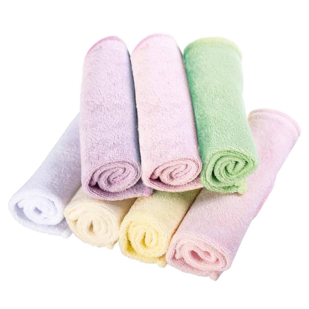 Set de toallitas x 7