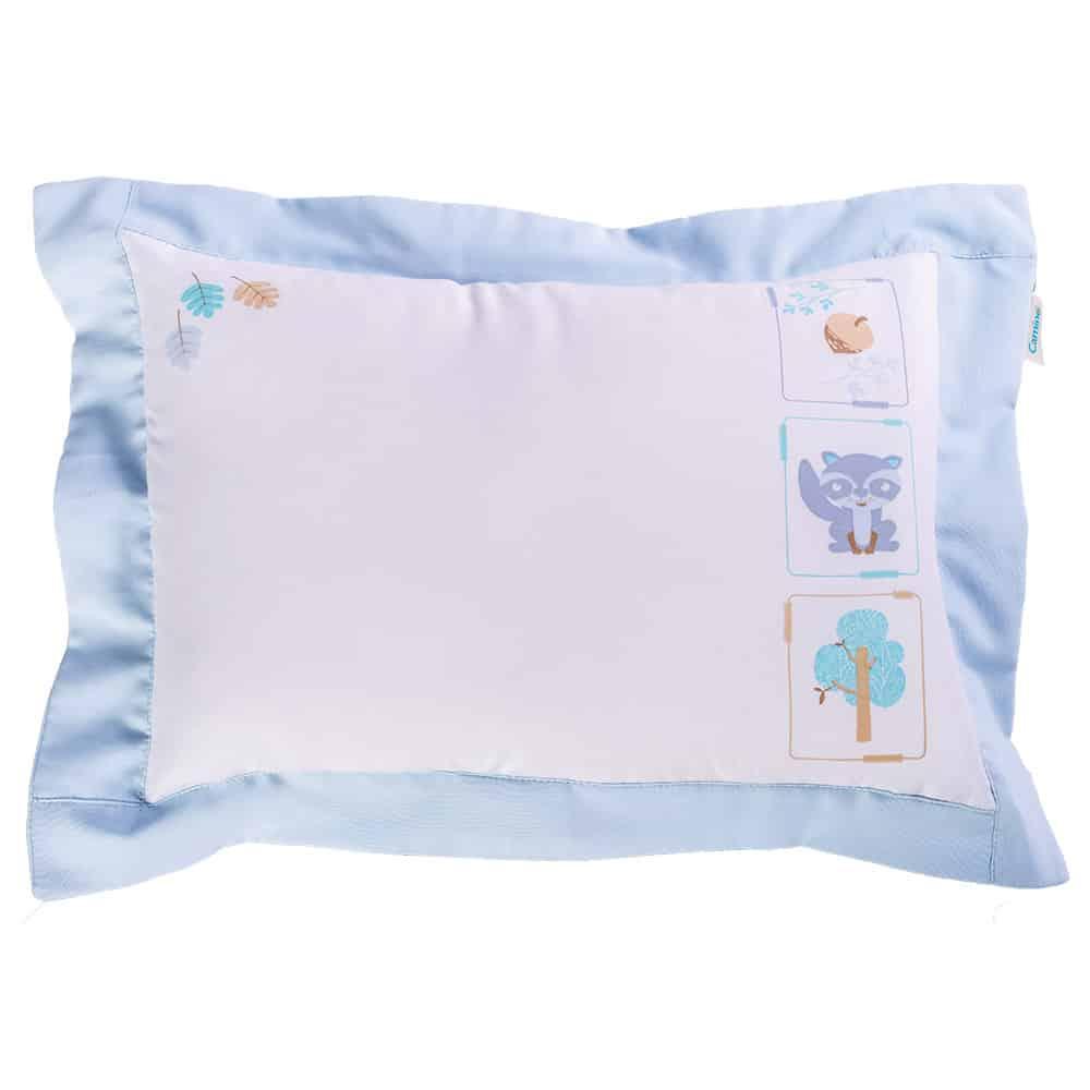 Cojín estampado con almohada