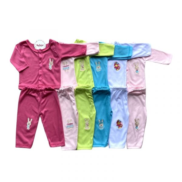semanario de colores para bebe niña