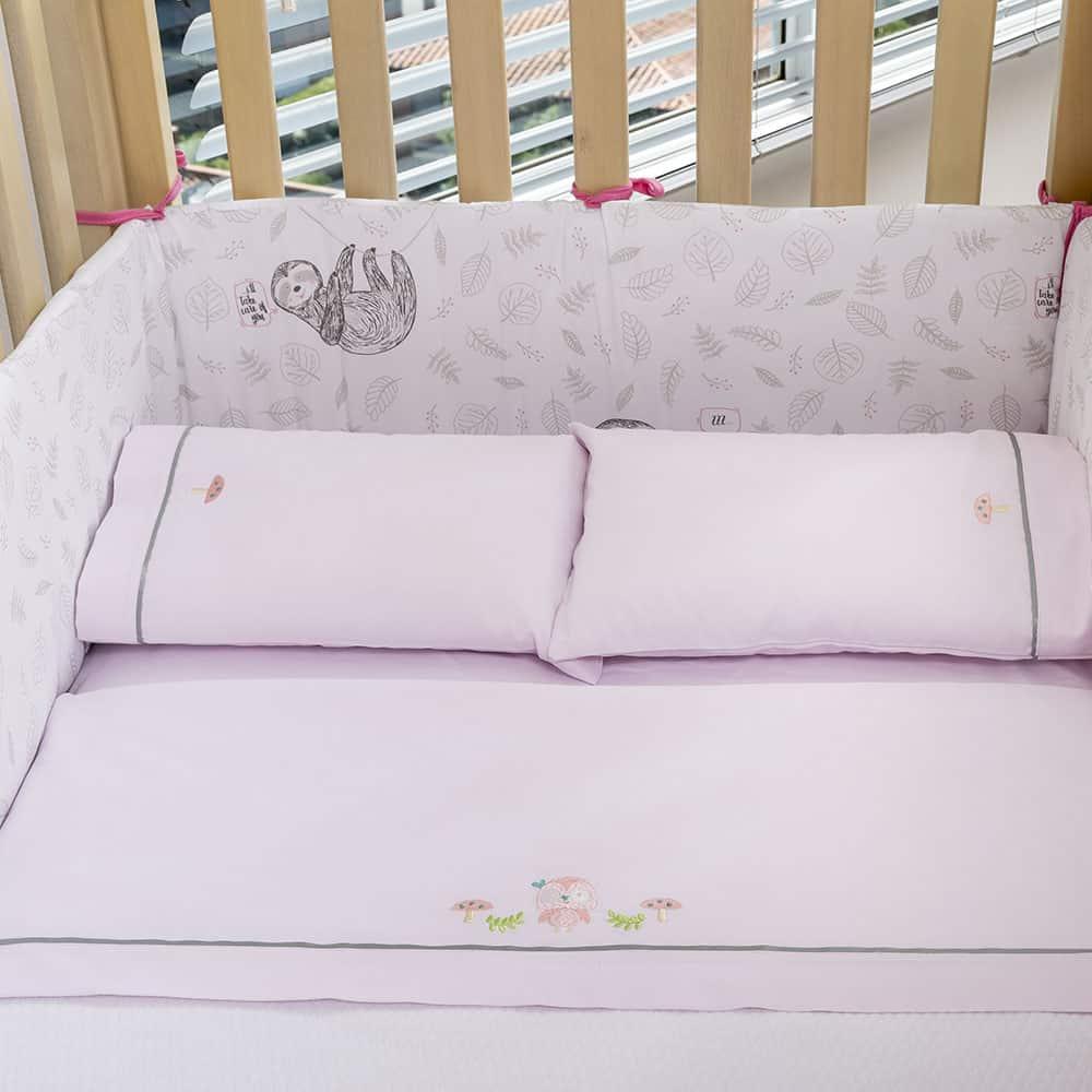Juego de sábanas para cuna