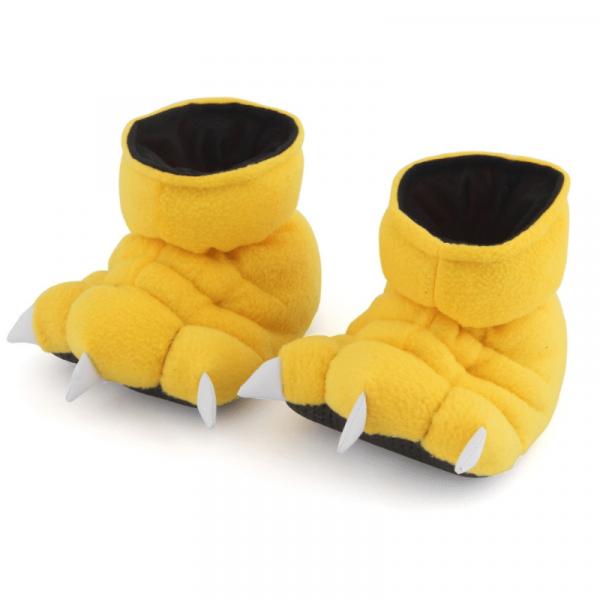 babucha garra amarilla